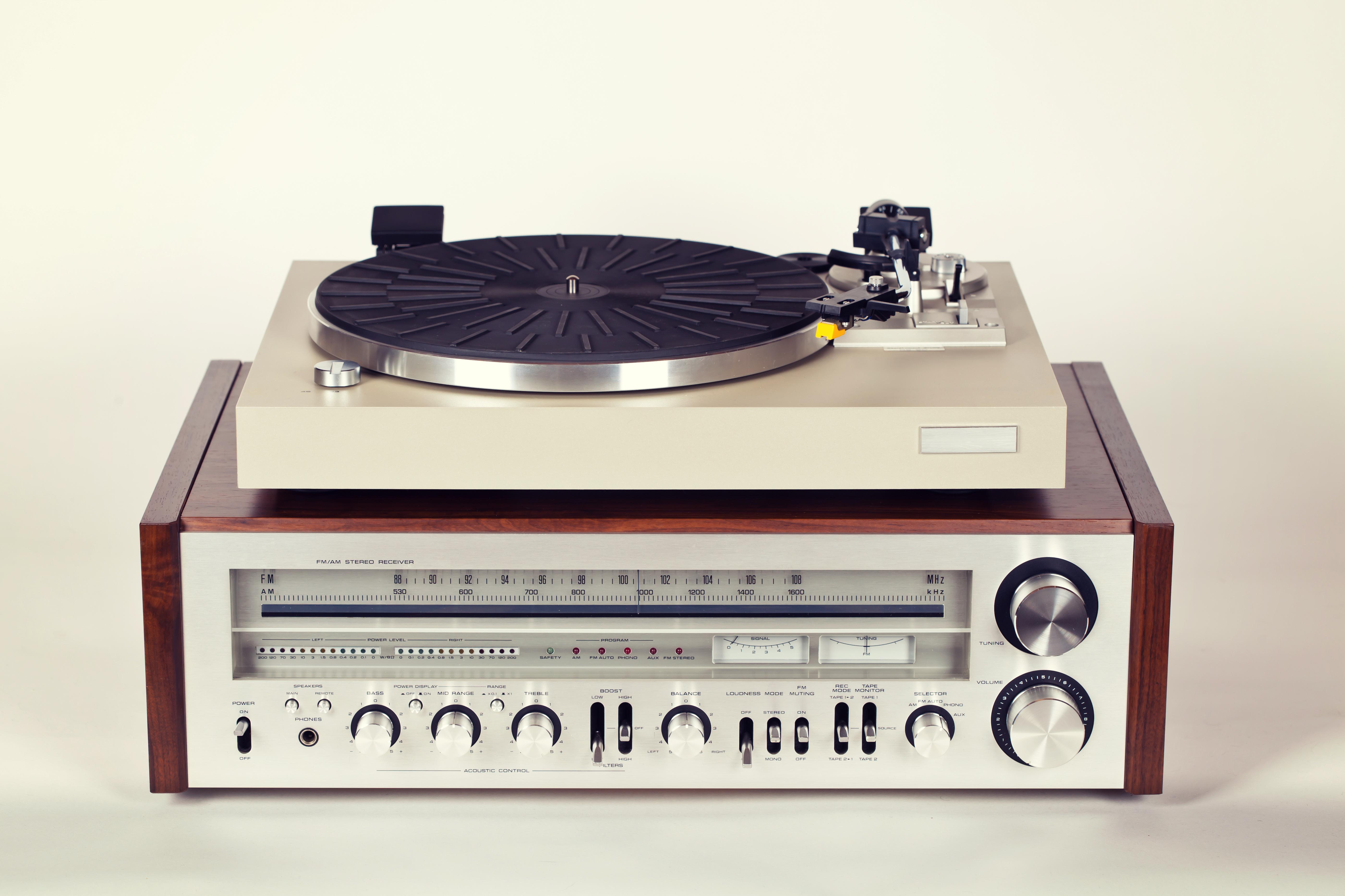 Los mejores tocadiscos vintage